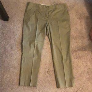Tory Burch cropped pants
